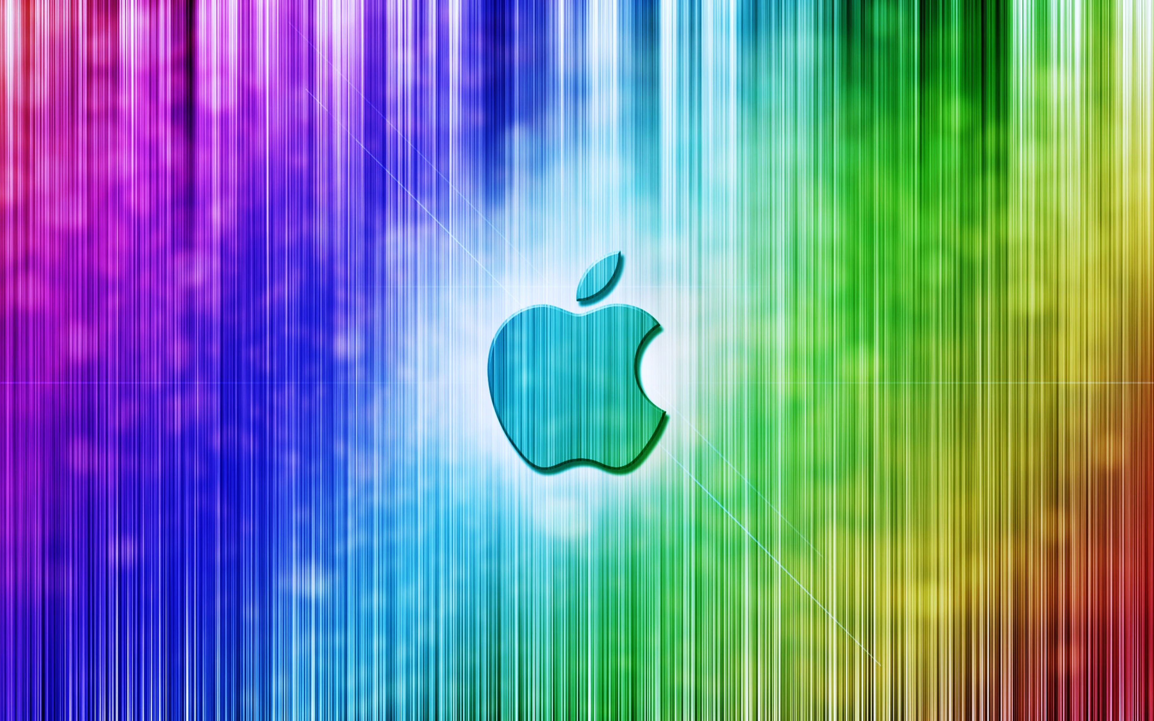 Colorful Apple Backgrounds Apple Background Colorful