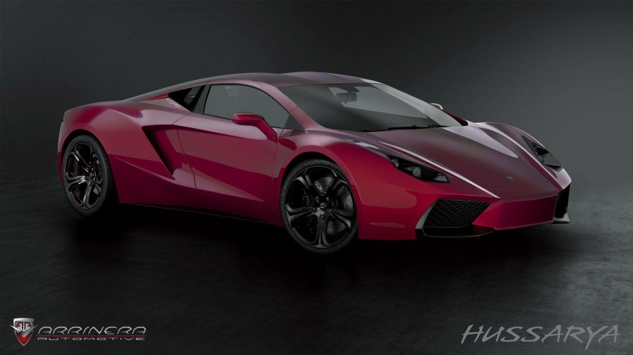 Arrinera Hussarya 2015 cars supercars wallpaper