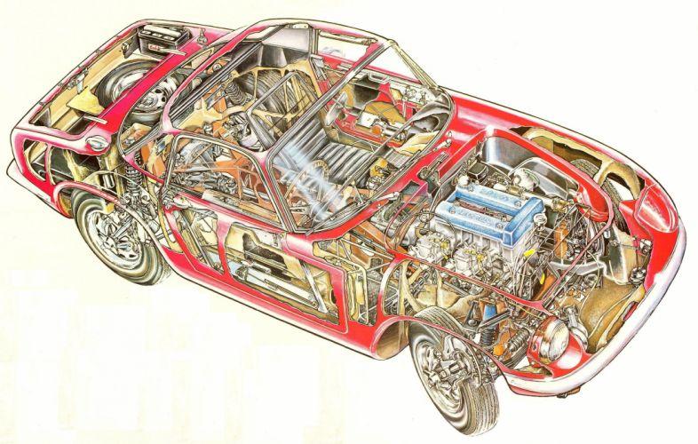 lotus elan cars technical wallpaper