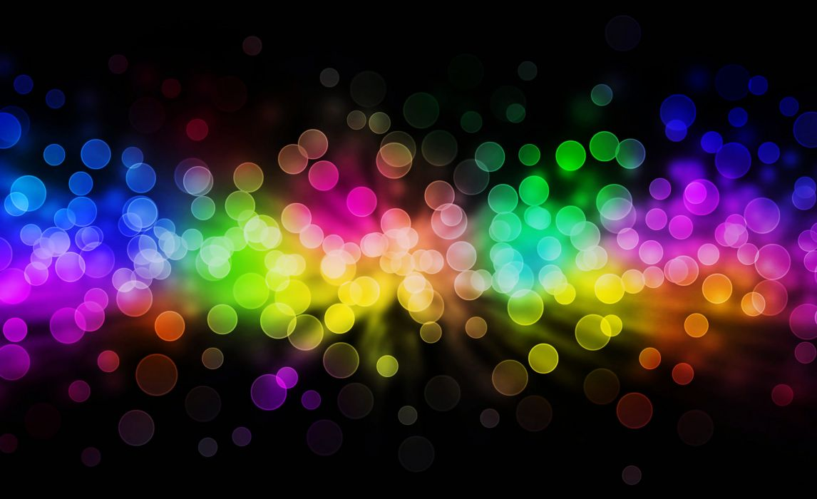 Abstract background Colorful colors Glowing wallpapers ART wallpaper