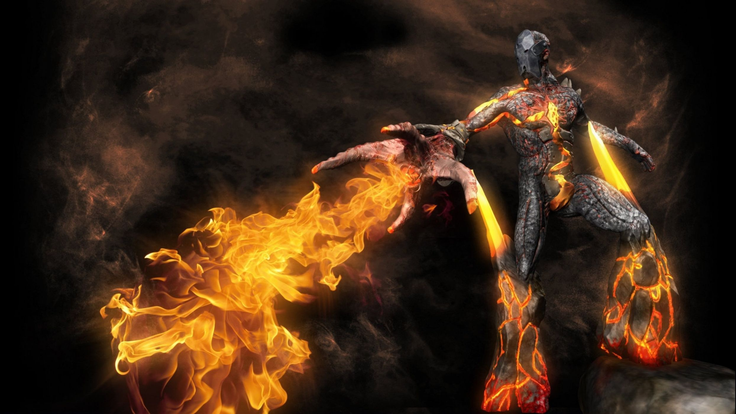 ghost and demon wallpapers free download hd latest new - HD2489×1400