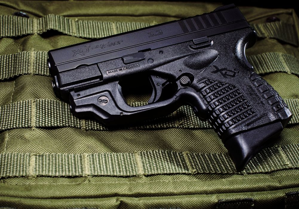 armory XDS-45 ACP 3 3 Croatia pistol army military police Bullets wallpaper