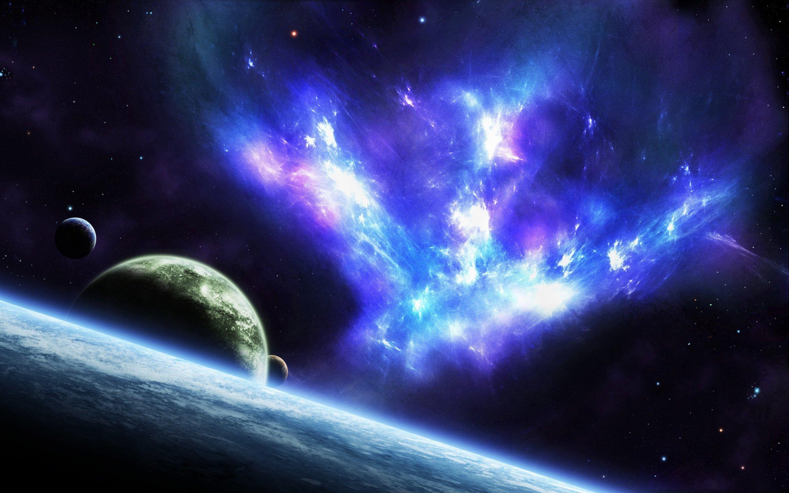 Planetscape sci fi planet landscape space art artwork for Outer space landscape