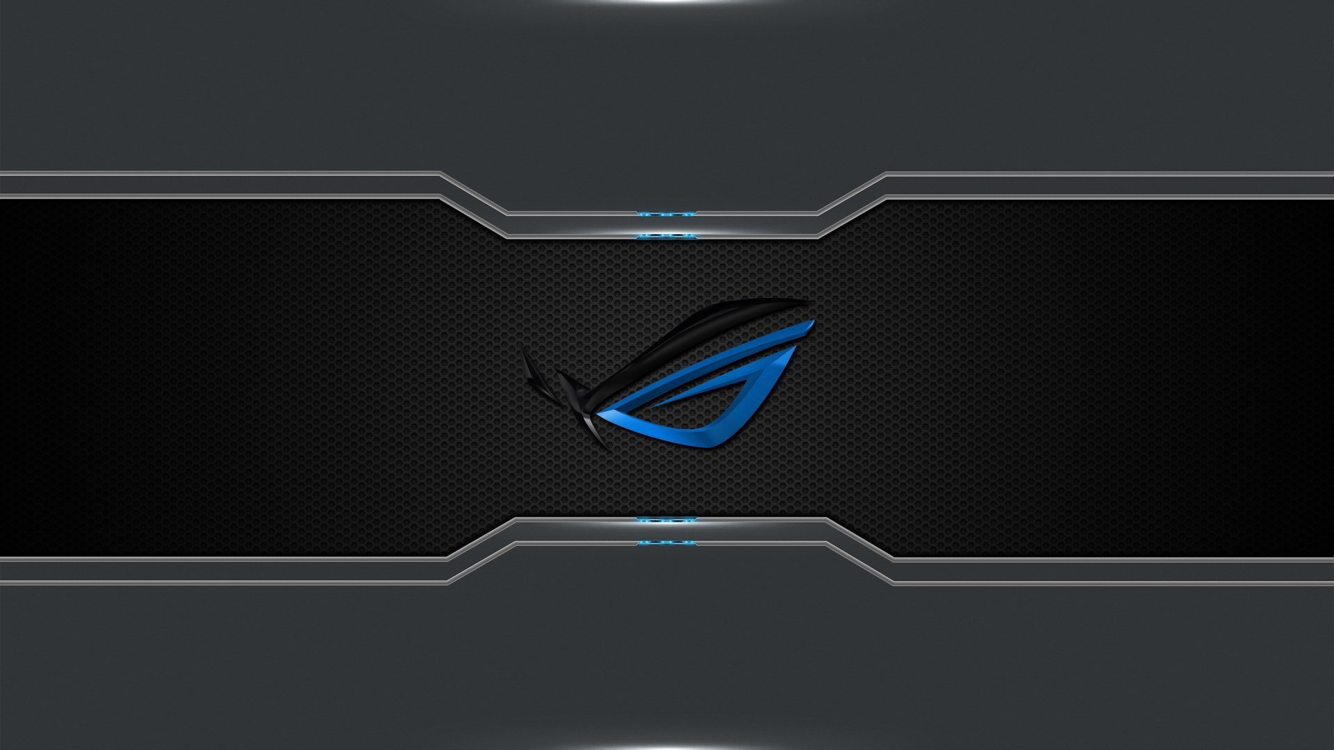 asus blue rog wallpaper - photo #19