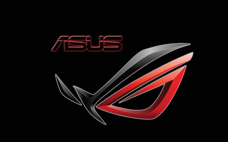 ASUS computer rog gamer republic gaming wallpaper