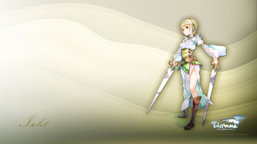 TALES WEAVER online anime mmo rpg adventure 1talesw wallpaper
