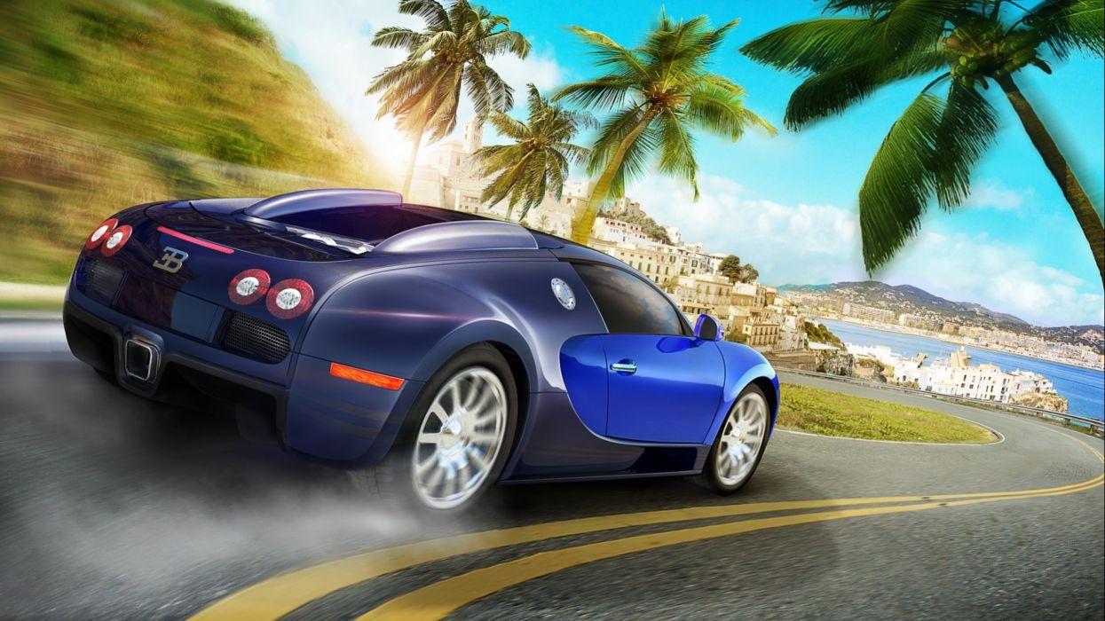 TEST DRIVE UNLIMITED arcade race racing action 1tdu wallpaper