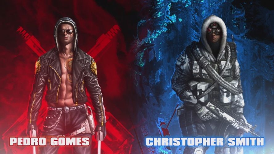 WOLFTEAM shooter fps action fighting fantasy wolf wolves werewolf dark team 1wteam warrior wallpaper