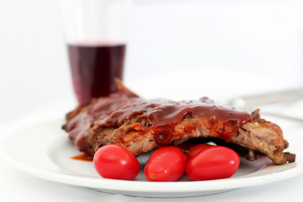 BARBECUE meat dinner lunch wallpaper