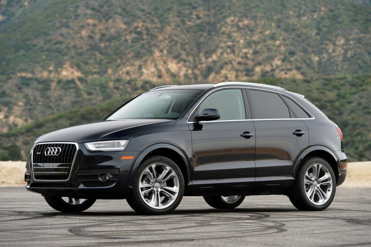 2015 Audi Q3 cars suv black wallpaper