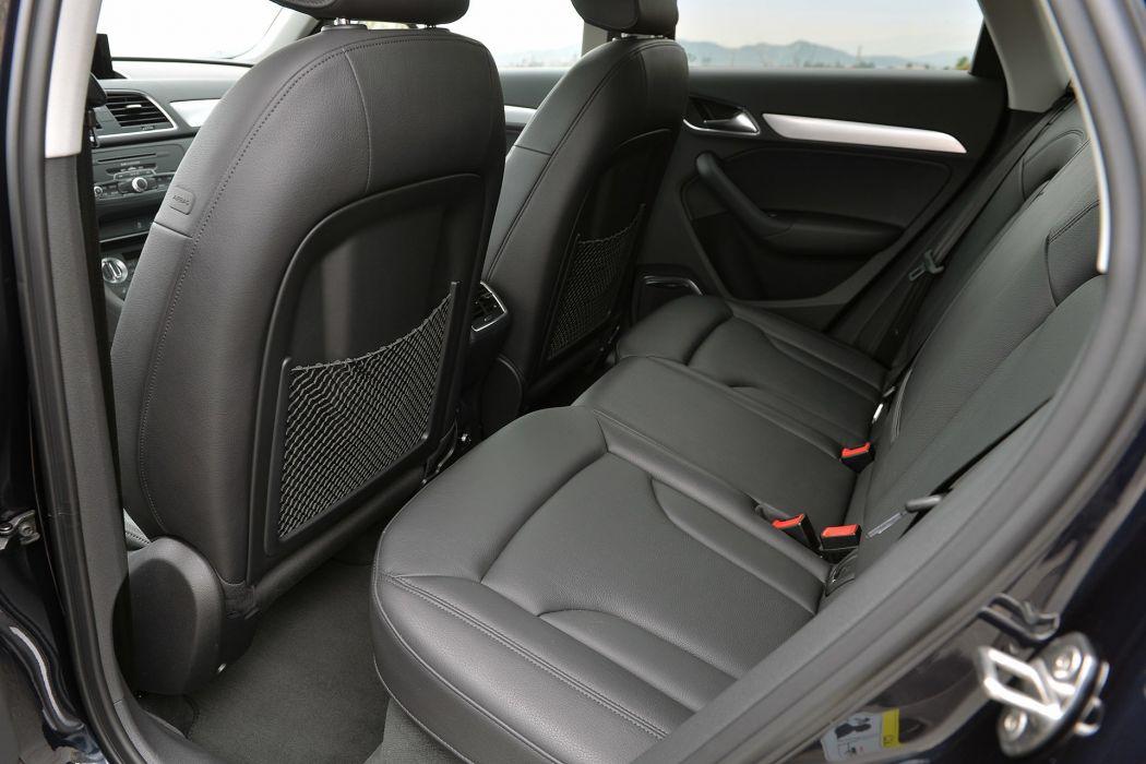 2015 Audi Q3 cars suv black wallpaper