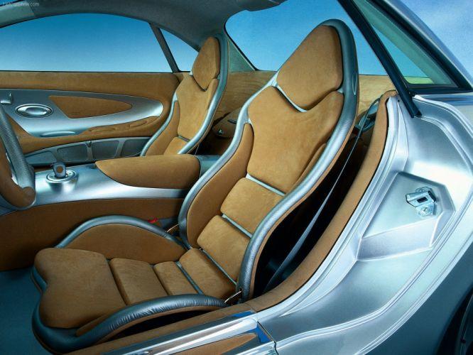 Mercedes Benz Vision SLR Concept cars 1999 wallpaper