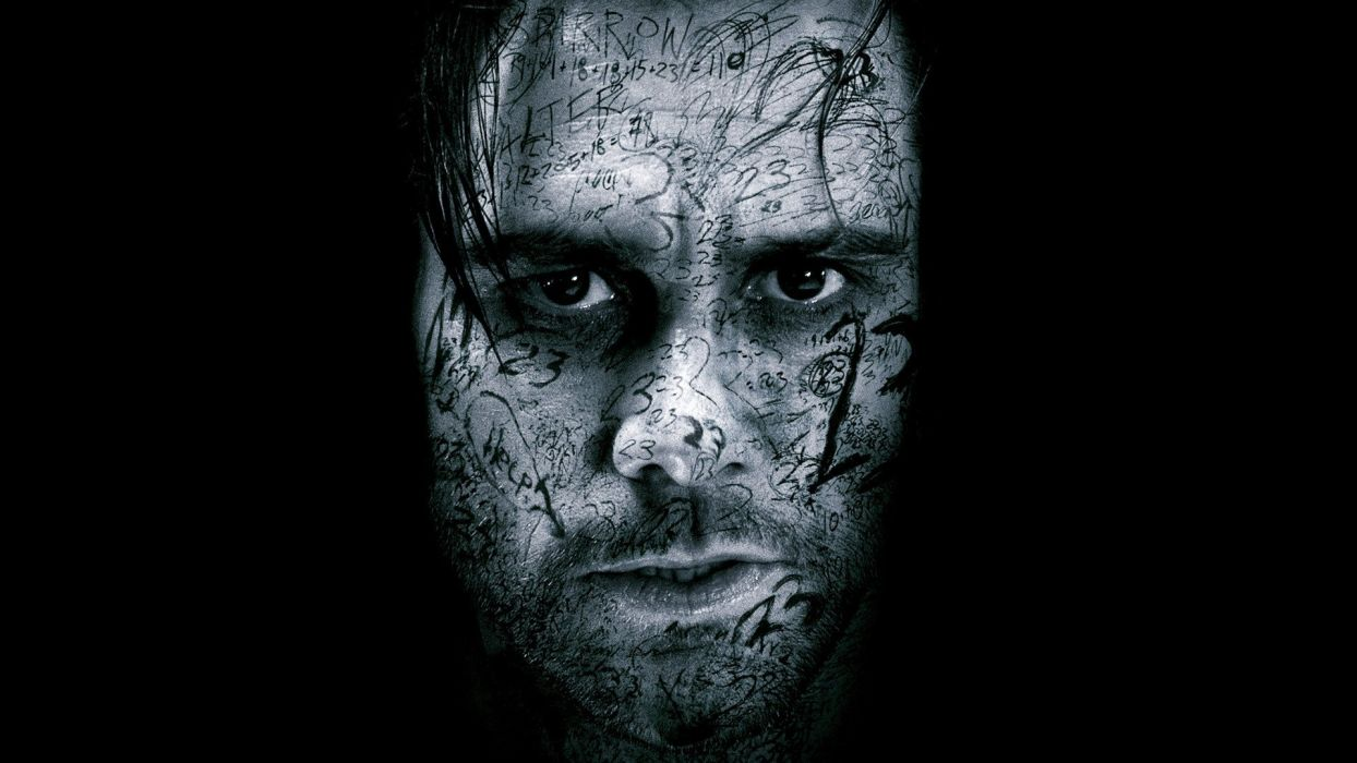 The Number 23 Drama Mystery Thriller Jim Carrey  wallpaper