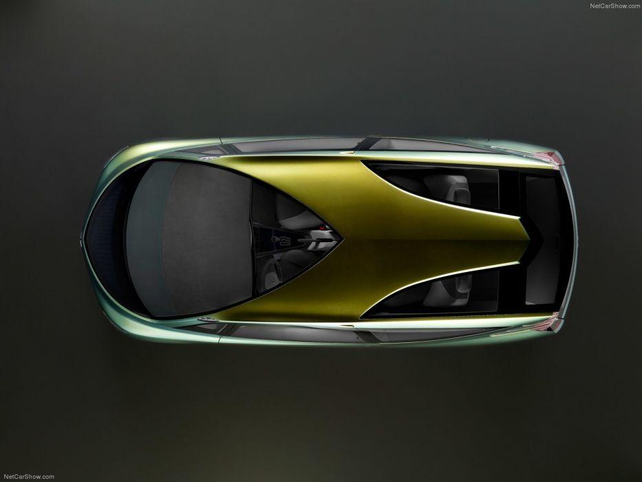 Mercedes Benz Bionic Concept Car 2005 wallpaper