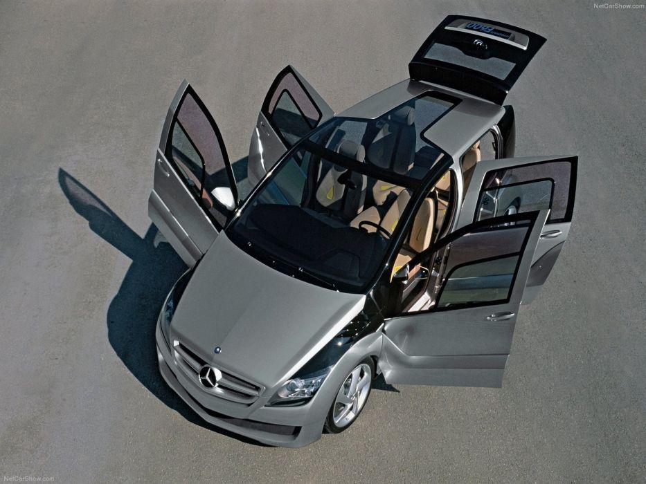 Mercedes Benz F600 Hygenius Concept cars 2005 wallpaper