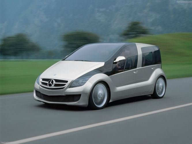 Mercedes Benz F600 Hygenius Concept cars 2005 wallpaper