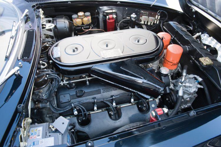 Ferrari 365 GT 2+2 US-spec 1968 classic cars wallpaper