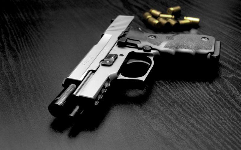 pistola arma fuego wallpaper