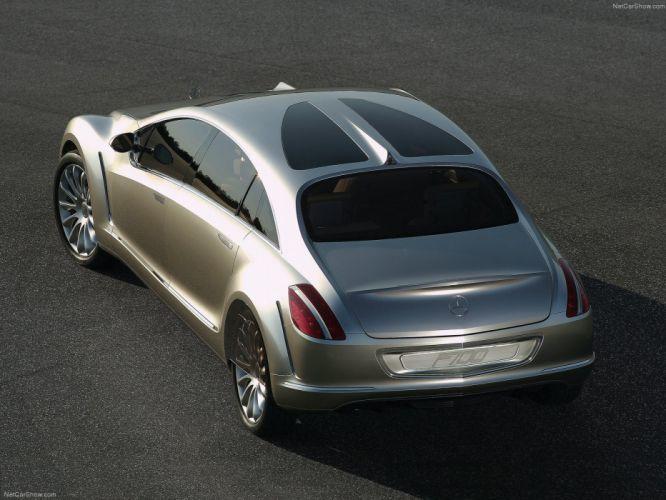 Mercedes Benz F700 Concept cars 2007 wallpaper