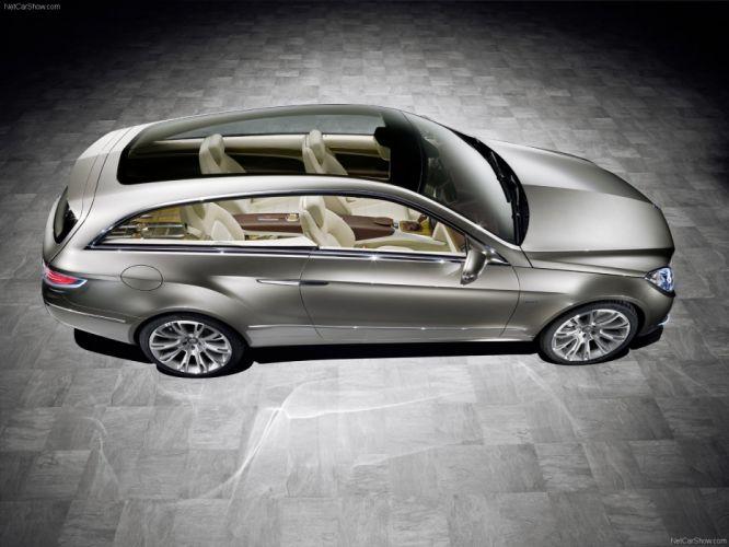 Mercedes Benz Fascination Concept cars wagon 2008 wallpaper