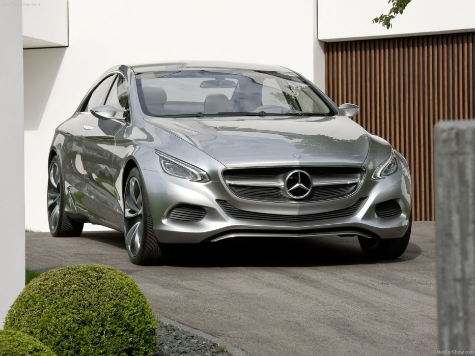Concept f800 Mercedes-Benz style 2010 wallpaper