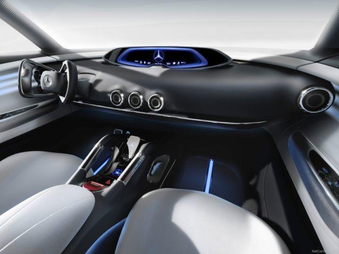 Mercedes Benz Vision G-Code Concept cars suv 2014 wallpaper