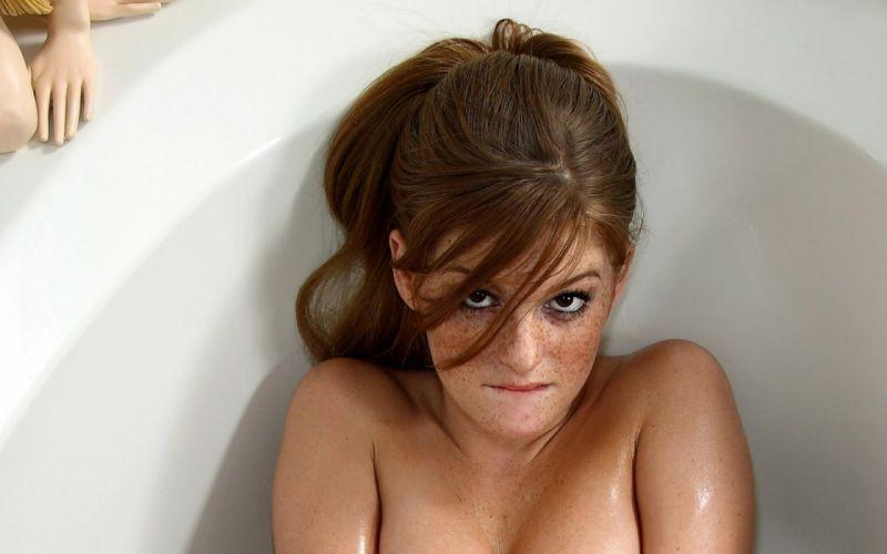 FAYE REAGAN adult actress redhead sexy babe model models 1fayer wallpaper