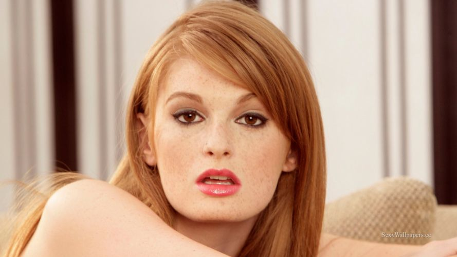 FAYE REAGAN adult actress redhead sexy babe model models 1fayer wallpaper
