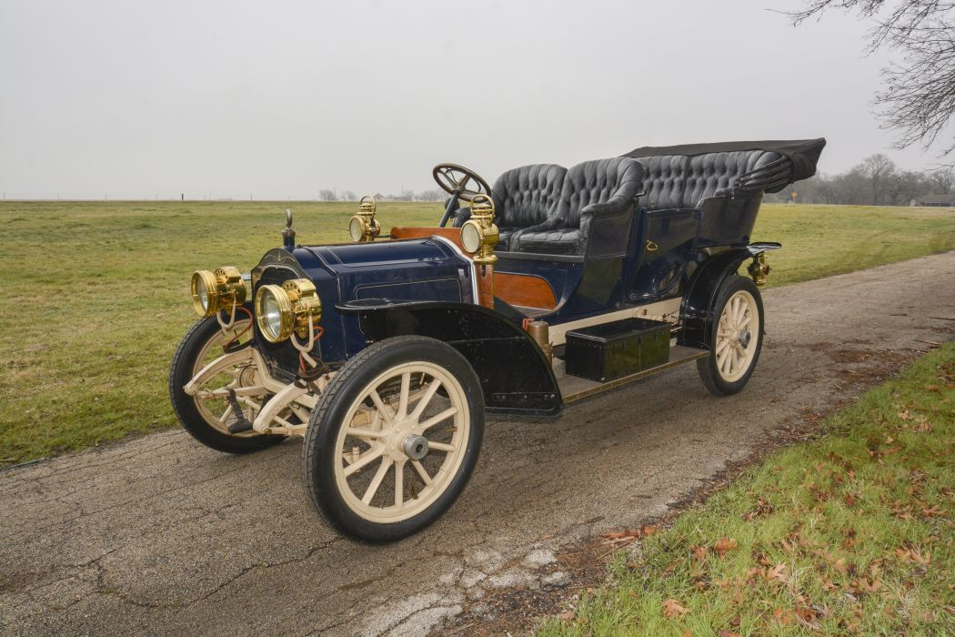 1906 Packard ModelS-Touring Classic Old Vintage USA 6000x4000-01 wallpaper