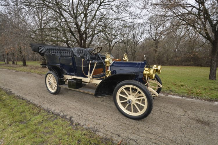 1906 Packard ModelS-Touring Classic Old Vintage USA 6000x4000-02 wallpaper