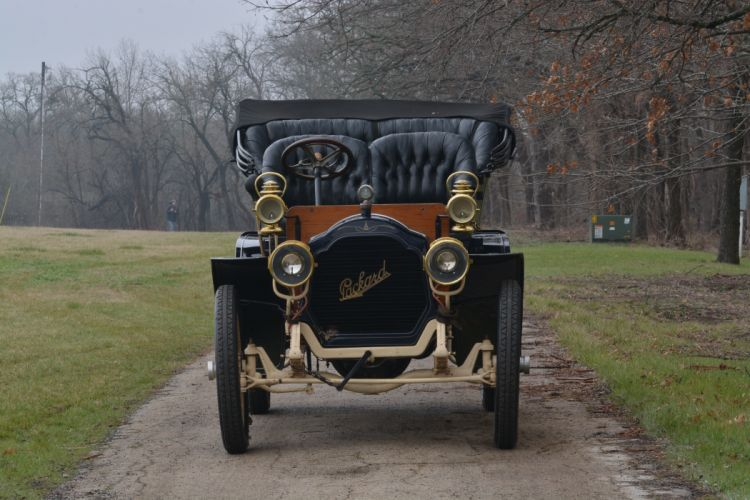 1906 Packard ModelS-Touring Classic Old Vintage USA 6000x4000-06 wallpaper