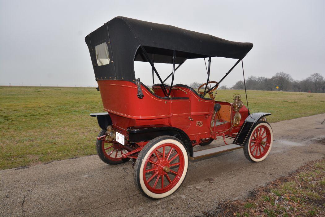1908 Reo ModelA Touring Classic Old Vintage USA 6000x4000-05 wallpaper