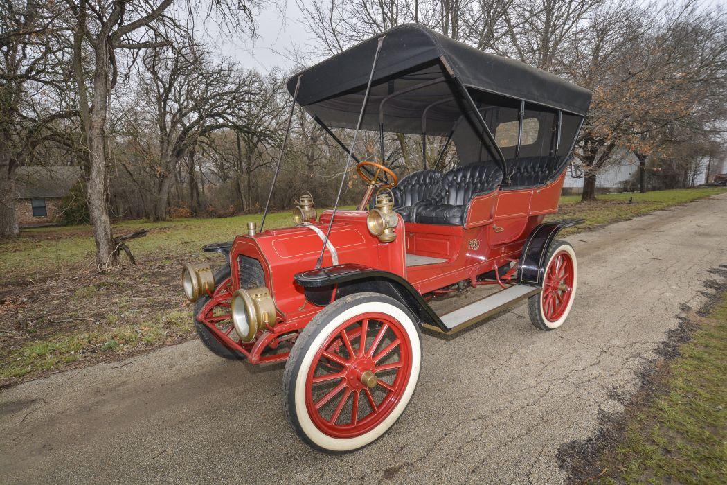1908 Reo ModelA Touring Classic Old Vintage USA 6000x4000-07 wallpaper