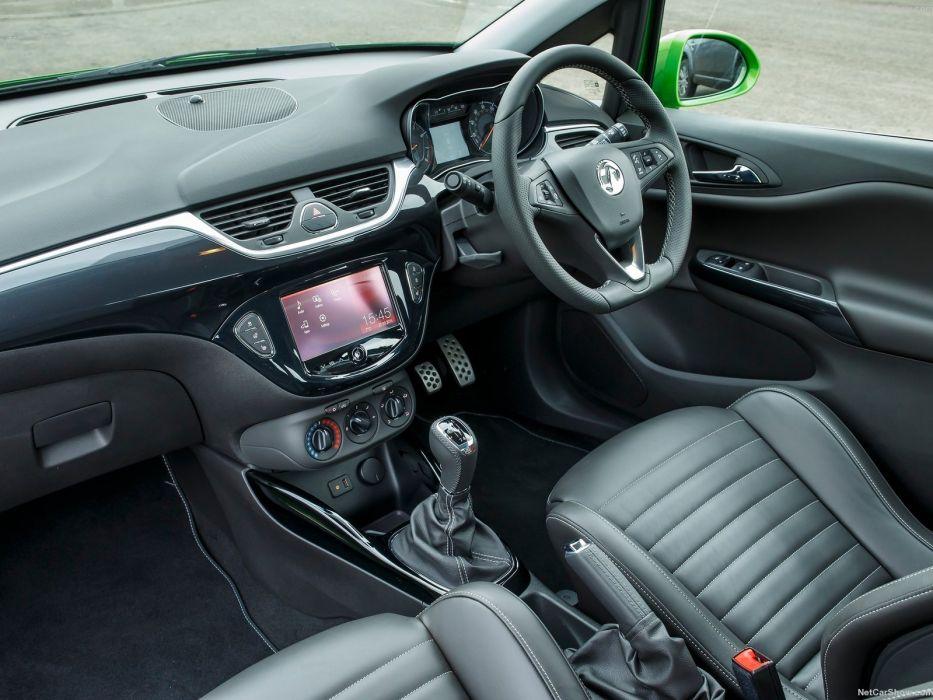 Vauxhall Corsa VXR 2016 cars wallpaper