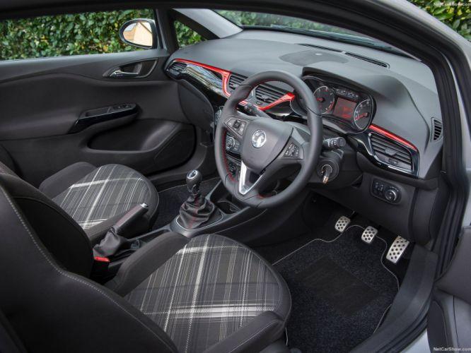 Vauxhall Corsa Van delivery cars 2016 wallpaper