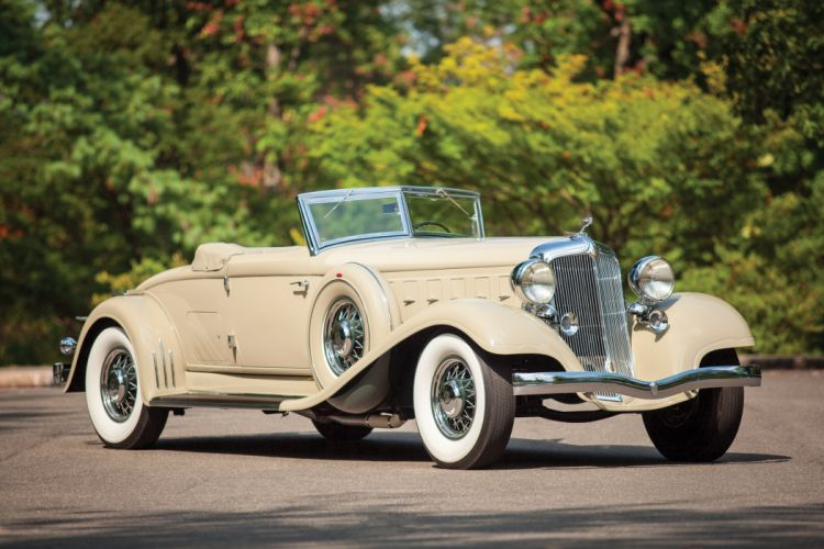 1933 Chrysler CL Imperial LeBaron Roadster Classic Old Retro Vintage 3600x2400-01 wallpaper