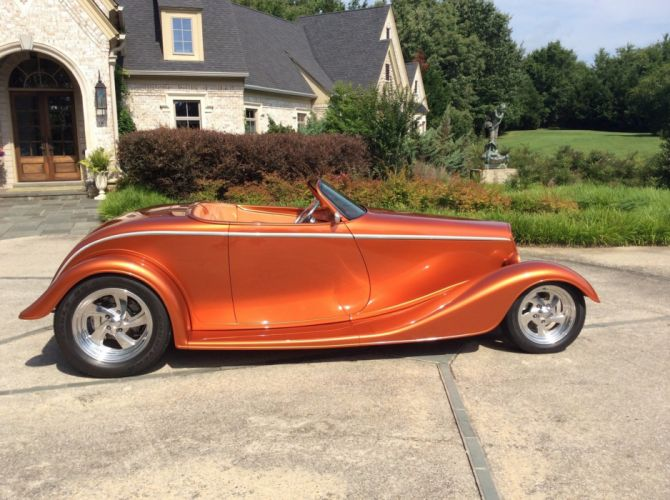 1933 Ford Roadster Hotrod Hot Rod Streetrod Street USA 2200x1634-06 wallpaper