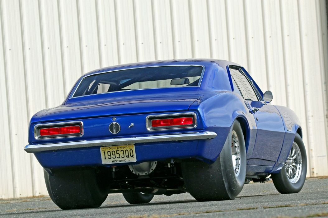 Pro Street 1967 Camaro rs chevy classic cars wallpaper
