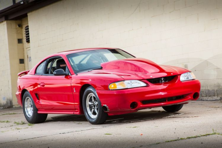 1997 Turbo LS powered modified Mustang ford wallpaper
