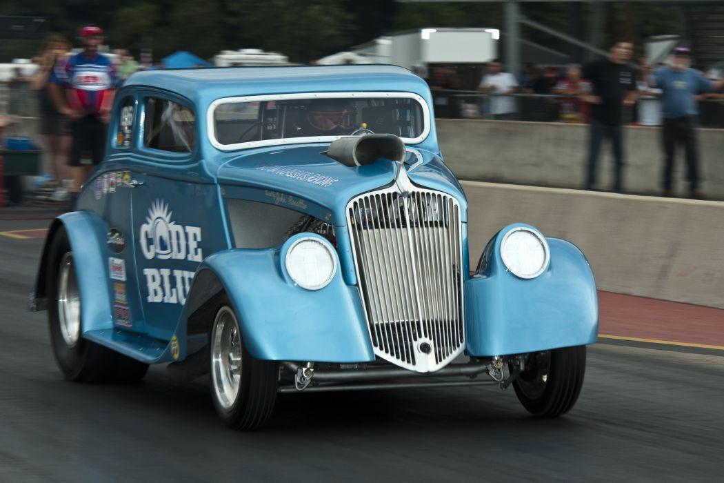 1933 Willys Sedan Drag Dragster Race Raccing USA 4800x3600-011 wallpaper