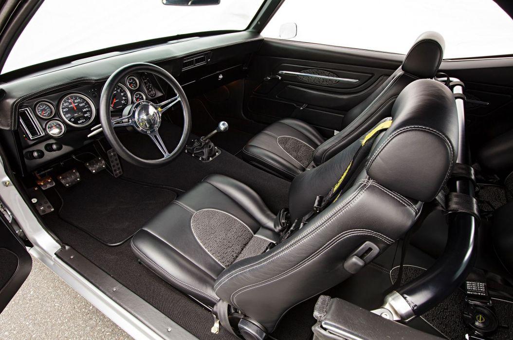 1969 Pro Touring Camaro chevy classic cars wallpaper
