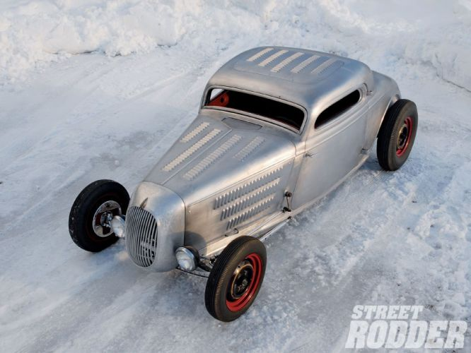 1934 Ford Coupe 3 Window Salt Lake Race Grille Hotrod Hot Rod USA 1600x1200-01 wallpaper