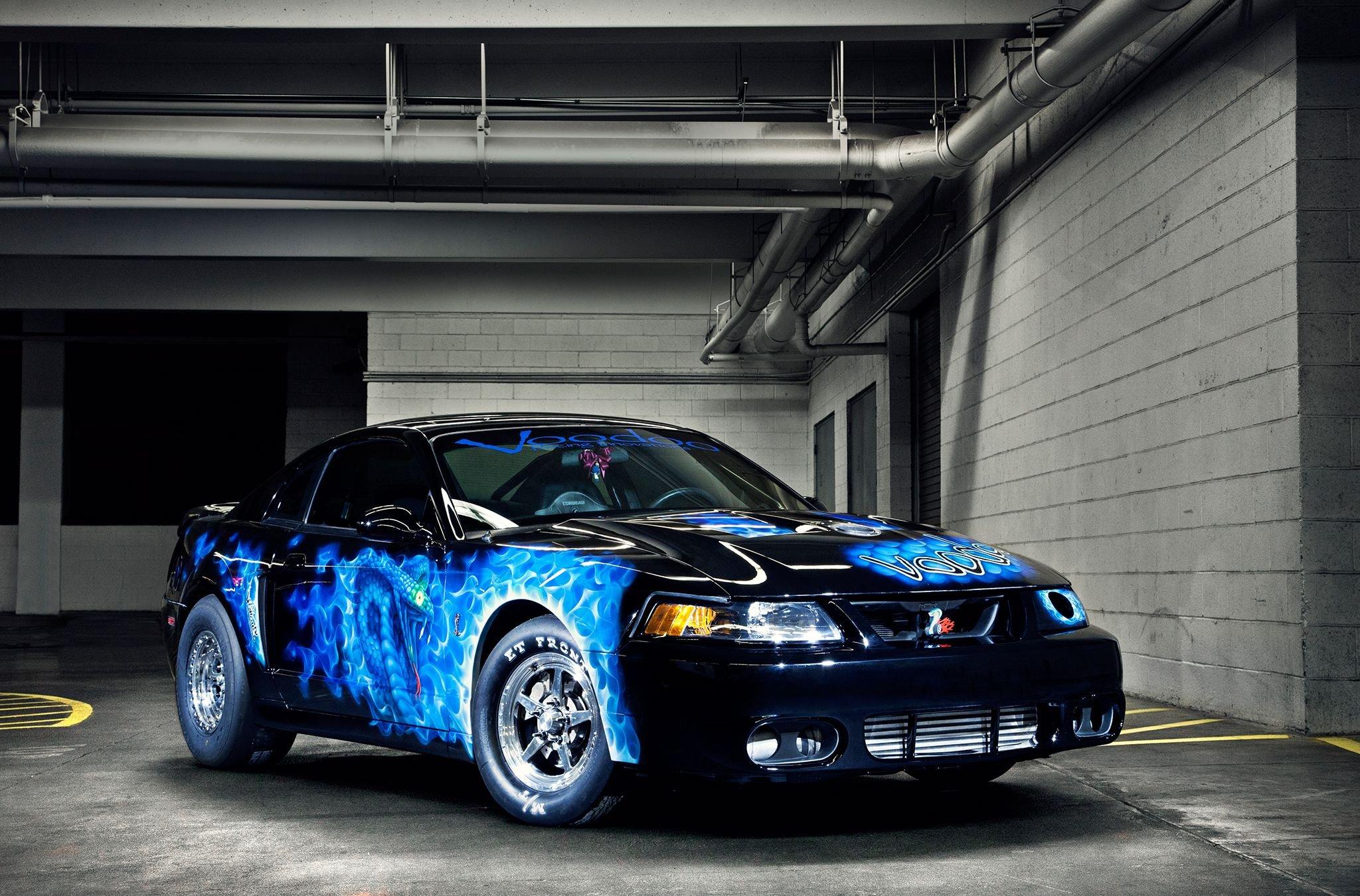 2003 Ford Mustang Cobra Terminator cars drag wallpaper ...
