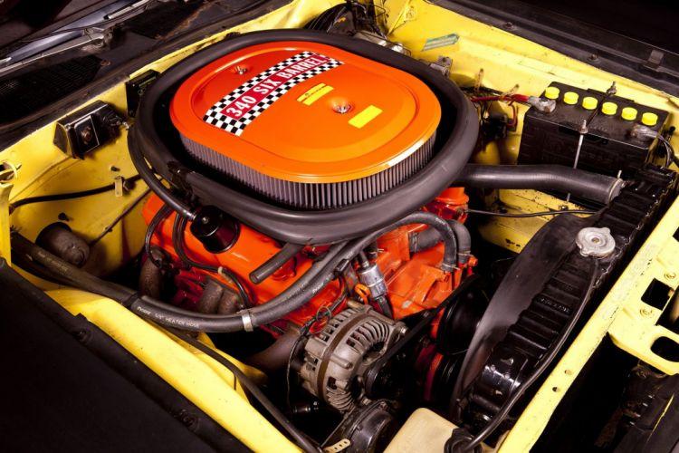 1970 AAR Plymouth Barracuda classic cars wallpaper