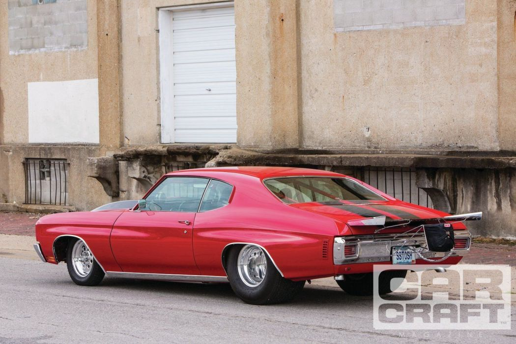1970 Chevy Chevelle pro street cars wallpaper