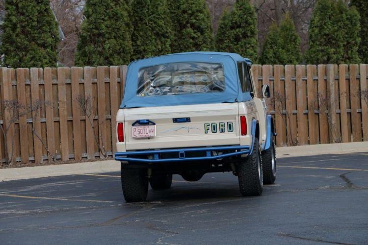 1974 Ford Bronco 4x4 Off Road Fou Wheel Drive Offroad USA 6000x4000-09 wallpaper