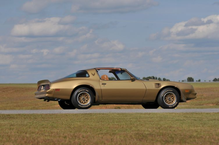 1978 Pontiac Trans Am Muscle Classic Old USA 4200x2790-02 wallpaper