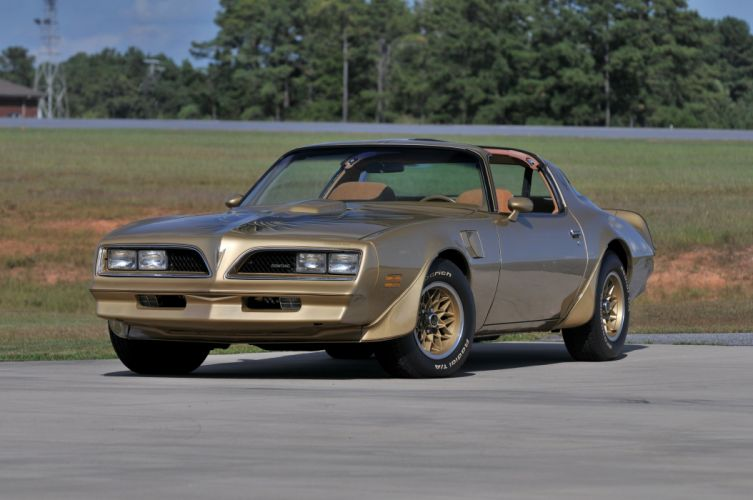 1978 Pontiac Trans Am Muscle Classic Old USA 4200x2790-07 wallpaper