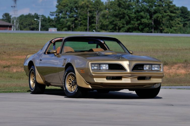 1978 Pontiac Trans Am Muscle Classic Old USA 4200x2790-05 wallpaper