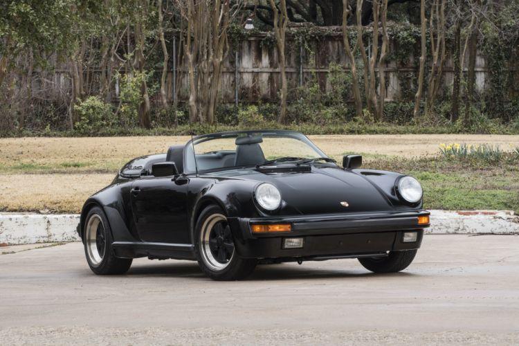 1989 Porsche 911 Speedster Germeny 3930x2620-02 wallpaper